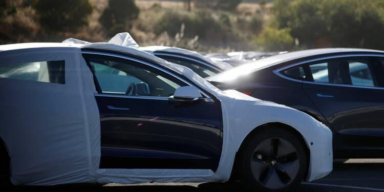 Victoire judiciaire pour Tesla sur la production de la Model 3