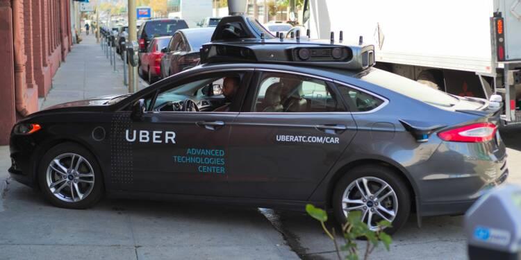 Uber et Toyota s'allient pour accélérer sur la voiture autonome