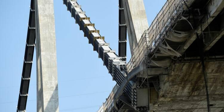Rome rejettera le projet d'Autostrade de reconstruction du pont Morandi