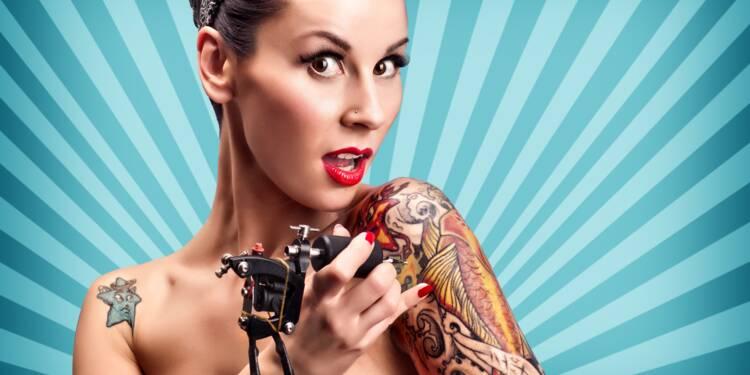 Les 8 chiffres fous du business du tatouage