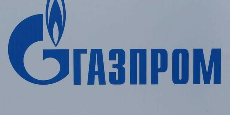 Gazprom annonce un bénéfice en forte hausse pour le 2e trimestre