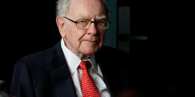 Warren Buffett affiche un optimisme à tout crin, grimpe encore au capital d'Apple