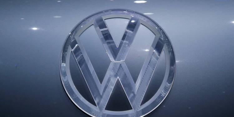 La moitié des modèles VW en Allemagne sont aux nouvelles normes de pollution