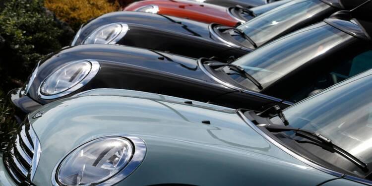Grande-Bretagne: Production automobile en baisse de 11% sur un an en juillet