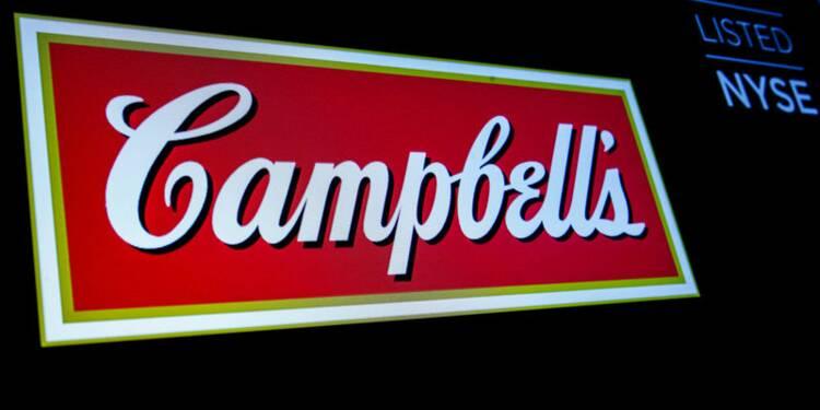 Campbell Soup cède ses divisions International et Fresh