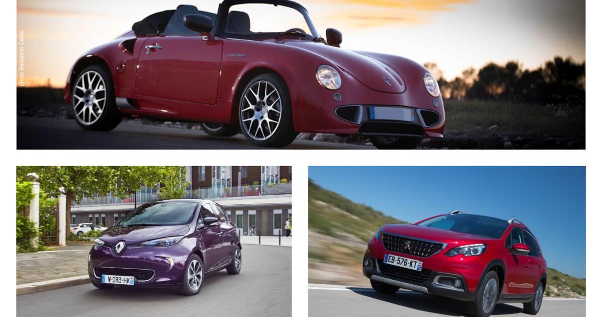 Renault Clio, Peugeot 3008, DS7 Crossback… Quelles sont les voitures réellement fabriquées en France ?