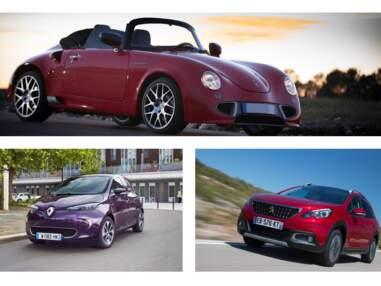 20 voitures fabriquées en France