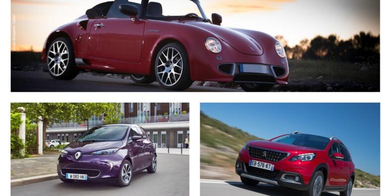 Renault Clio, Peugeot 3008, DS7 Crossback… Quelles sont les voitures réellement fabriquées en France?