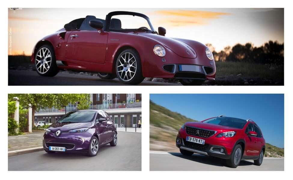 Acheter Renault, Peugeot ou Citroën ne veut pas forcément dire consommer français!
