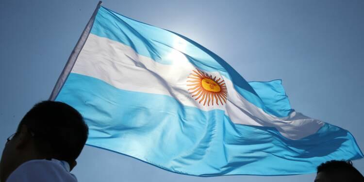 Argentine: S&P confirme la note à long terme à B+, perspective négative