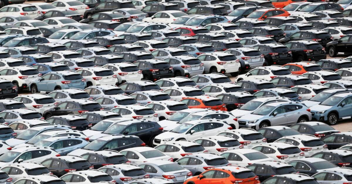 Immatriculations de voitures neuves en hausse de 39,97% en