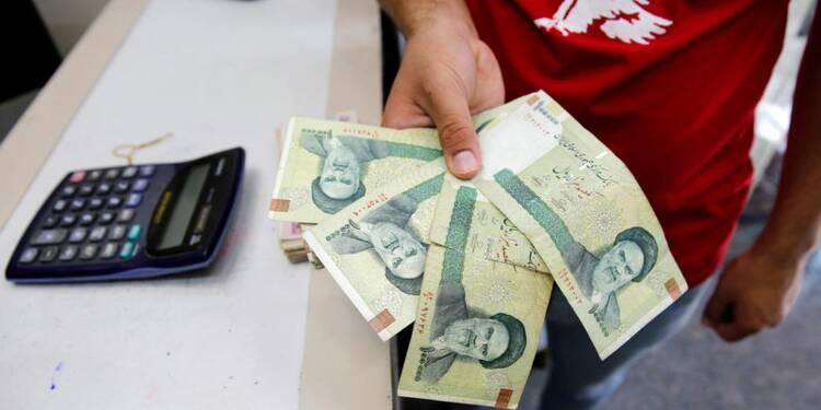 La devise iranienne au plus bas face au dollar