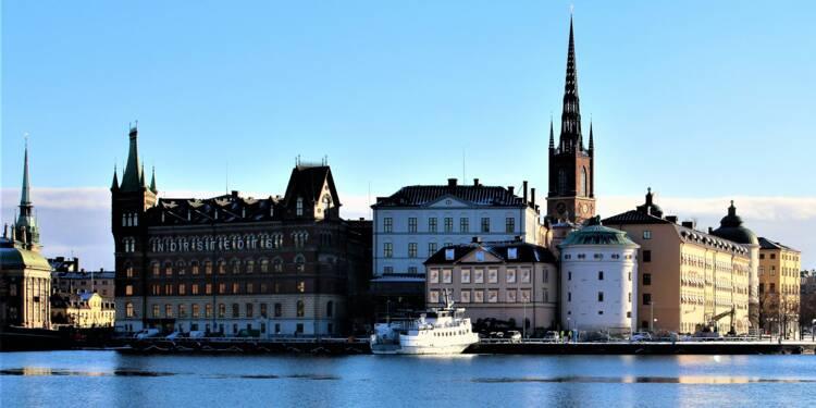 La couronne suédoise est au tapis : une aubaine pour les touristes !
