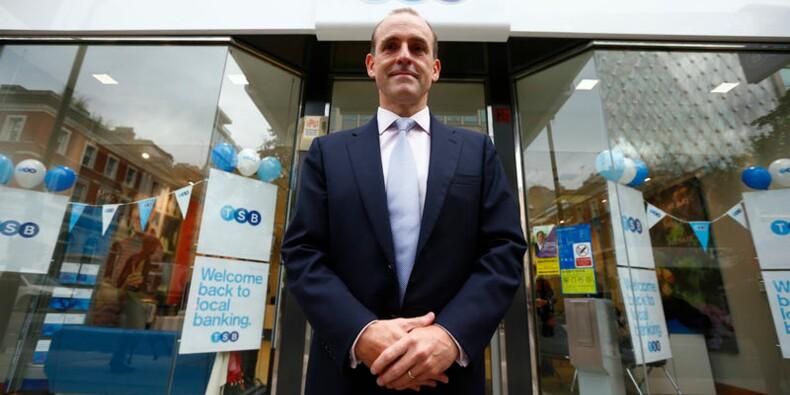 Grande-Bretagne: La banque TSB victime d'une nouvelle panne informatique