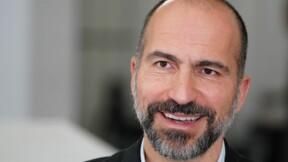 """Uber """"sur la voie"""" d'une introduction en Bourse en 2019"""