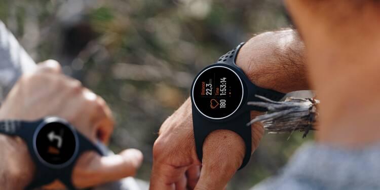 Tracks, la montre tout-en-un pour les champions du VTT