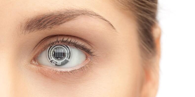 Caméra dans l'oeil, clavier au bout des doigts... Vous n'aurez bientôt plus besoin de smartphone