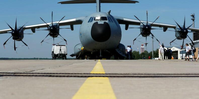 Parly satisfaite des nouvelles fonctionnalités de l'A400M