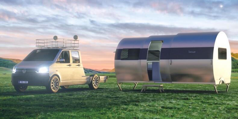Baskets directionnelles, camping-cars extensibles... Ces inventions vont révolutionner nos loisirs