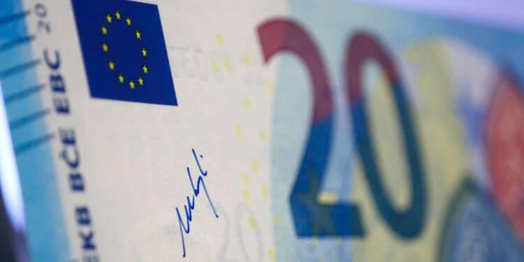 Zone euro: Croissance du 2e trimestre confirmée à 0,4% malgré le commerce