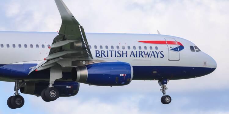British Airways lance une enquête après un vol massif de données informatiques
