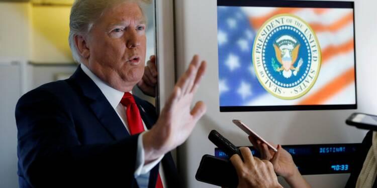 Trump prêt à taxer 267 milliards de dollars d'importations chinoises supplémentaires