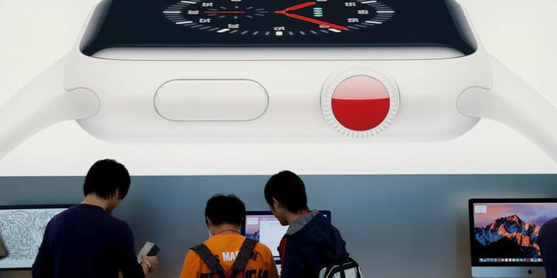 Apple: Les droits de douane s'appliqueraient à certains de ses produits