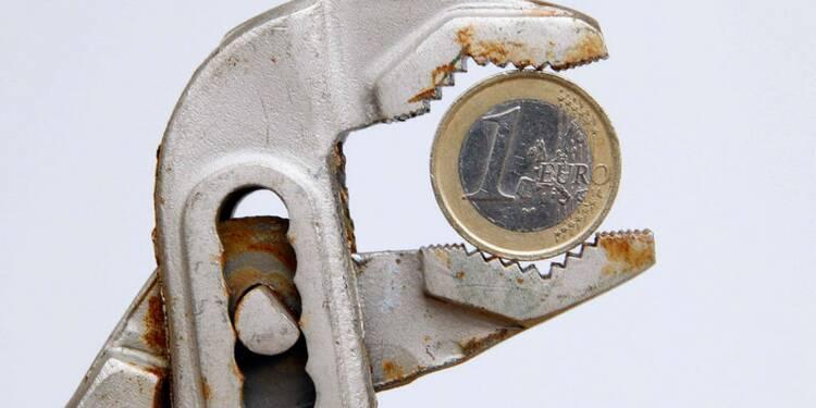 Le moral des investisseurs en berne en zone euro