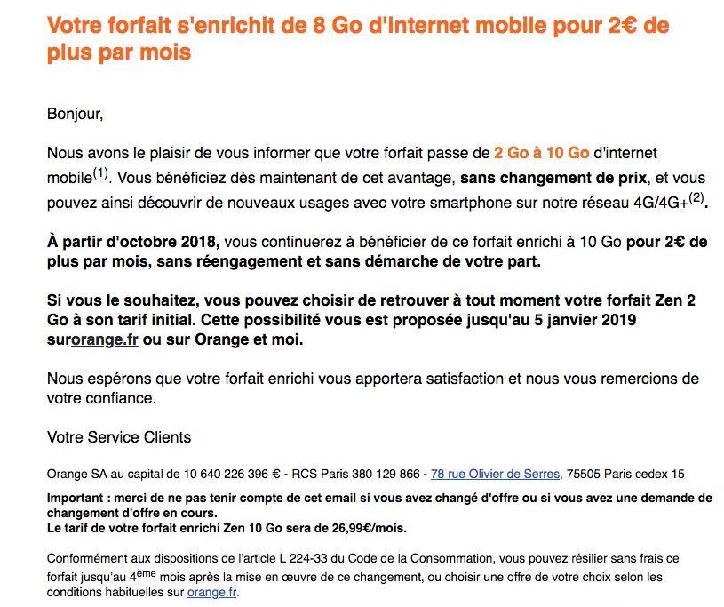 Attention Orange Augmente Discrètement Ses Tarifs Sans Vous