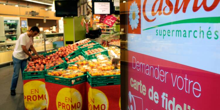 Retirer de l'argent liquide au supermarché ? C'est possible