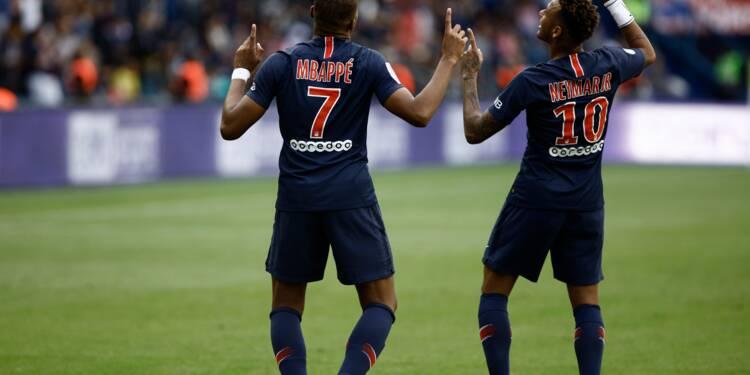 Ventes de maillots : les impressionnants chiffres du PSG