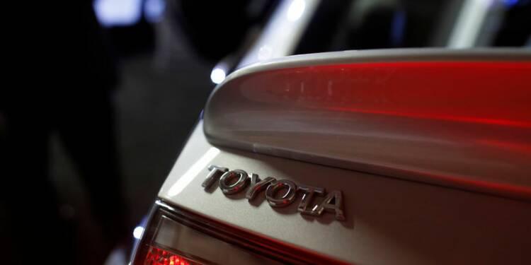 Toyota: Reprise de l'activité dans ses usines après le séisme