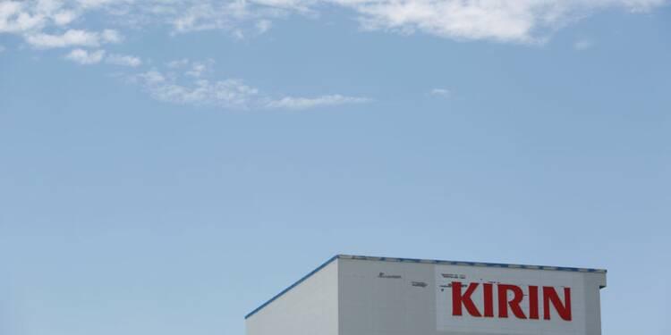 Kirin réfléchit à la cession d'une division en Australie