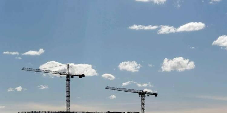 Activité en recul, défaillances en hausse dans la construction