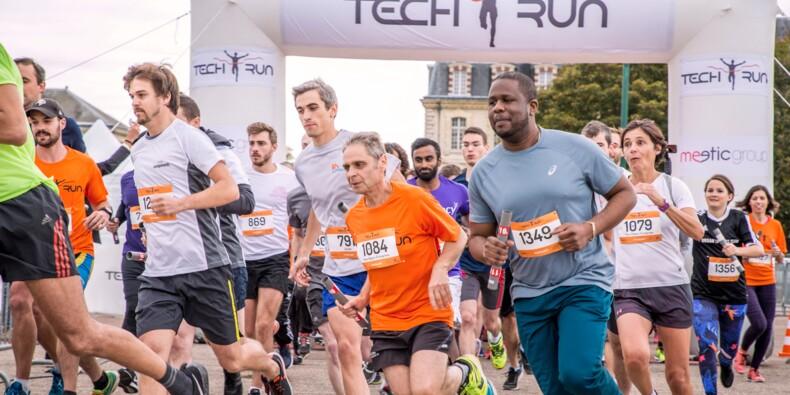 La Team Run, une course pour vous permettre de mieux connaître vos collègues