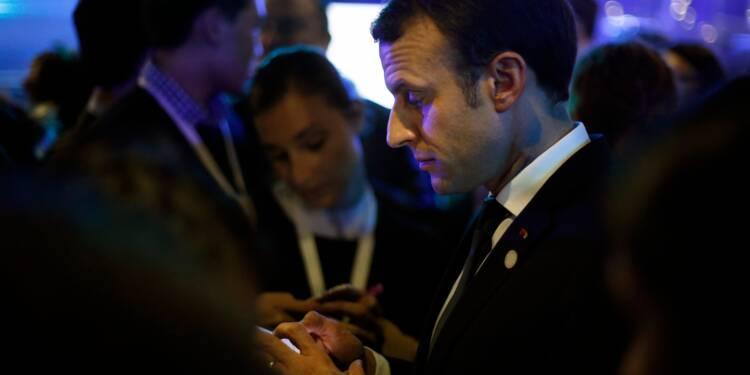 Comment la messagerie sécurisée Symphony veut séduire Emmanuel Macron