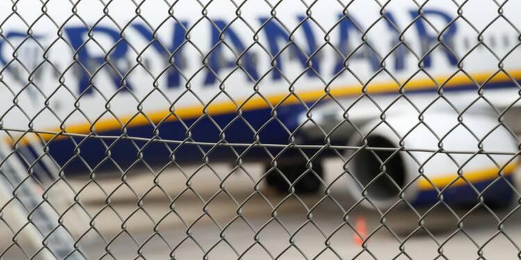 Ryanair: Les pilotes en Allemagne menacent de nouvelles grèves