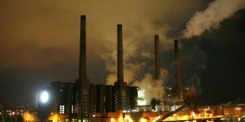 Zone euro: Baisse plus forte que prévu de la production industrielle