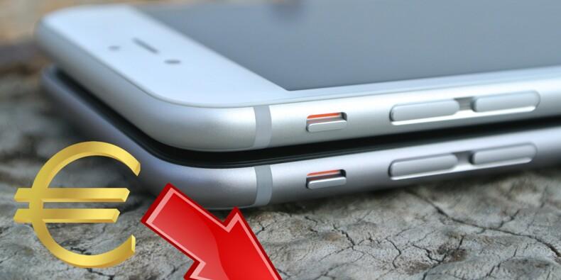 Le dernier iPhone est trop cher ? Voici les rabais que vous pouvez obtenir sur les anciens