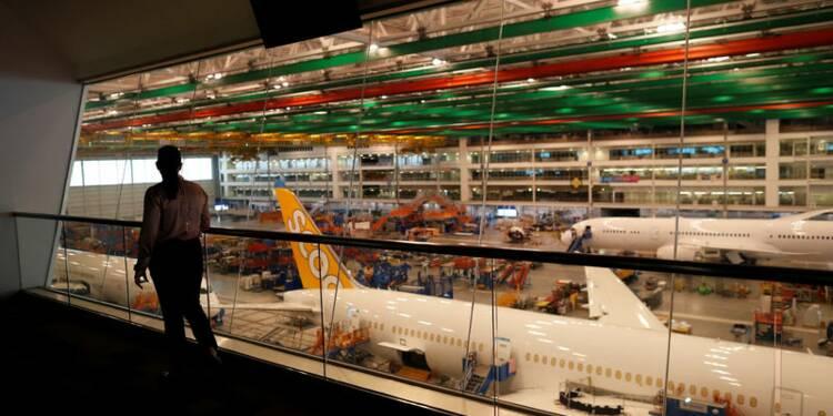 Boeing ferme une usine en Caroline du Sud avant l'ouragan Florence
