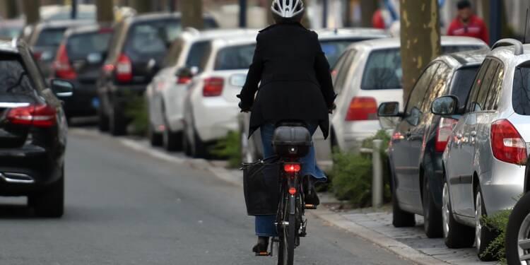 Vous allez au boulot à vélo ? Vous pourriez bientôt toucher jusqu'à 400 euros