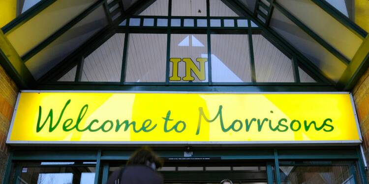 Morrisons dégage un bénéfice semestriel supérieur aux attentes