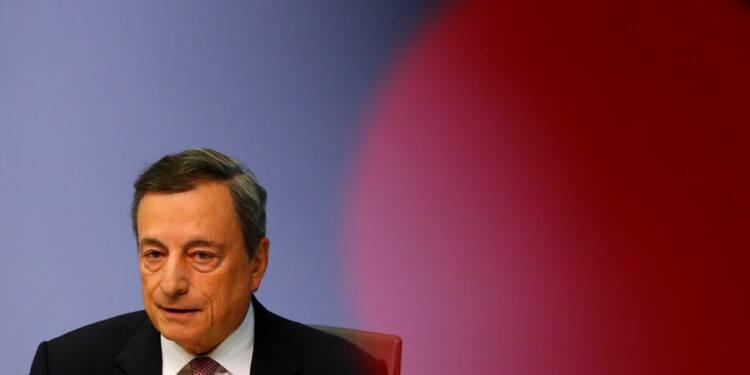 La BCE réduit un peu ses prévisions de croissance