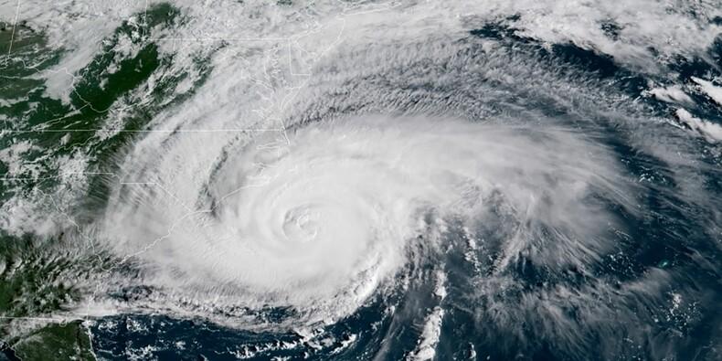 L'ouragan Florence risque d'être le plus coûteux de l'Histoire des Etats-Unis
