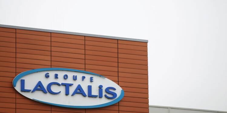 Aspen cède sa division nutrition infantile à Lactalis pour 742 millions d'euros