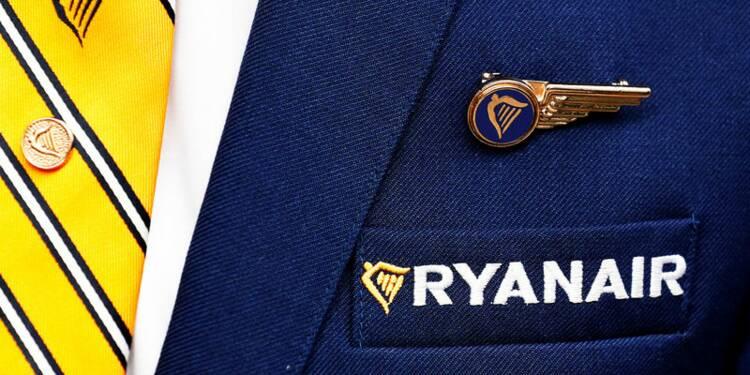 Menace de grève à Ryanair dans cinq pays le 28 septembre