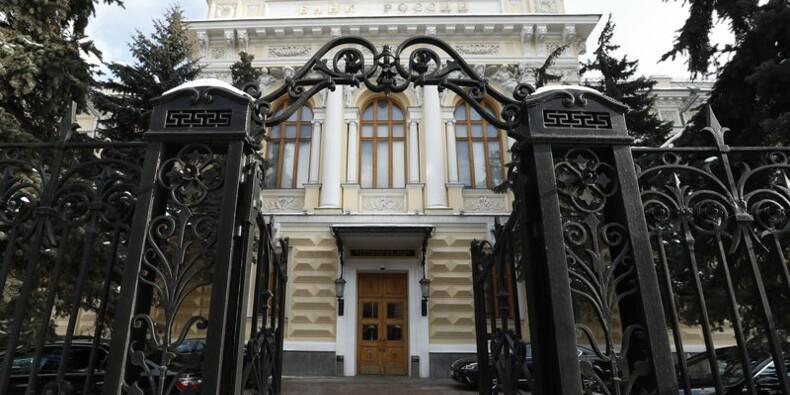 La banque centrale russe relève son taux directeur à 7,5%