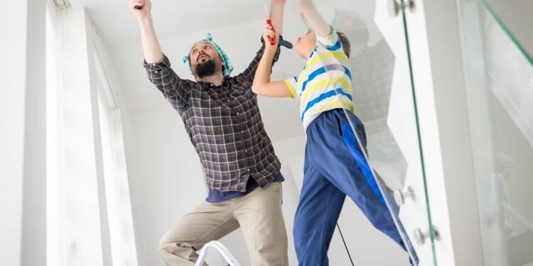 TVA sur les travaux de rénovation : les taux réduits maintenus l'an prochain