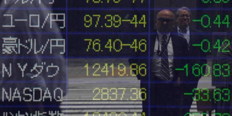 Le Nikkei à Tokyo au plus haut depuis début février