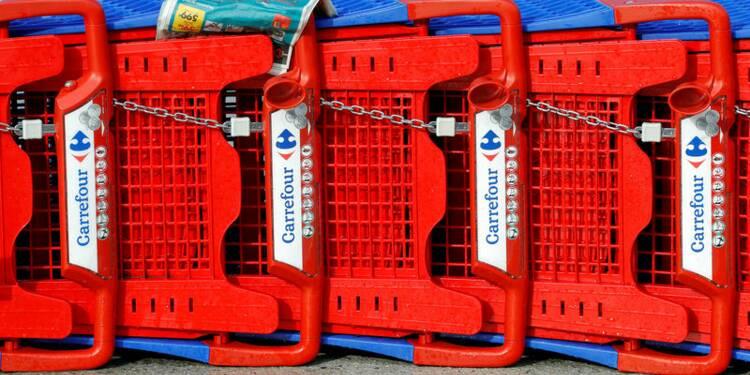 Carrefour place sa spécialiste digital à la tête des hypers France